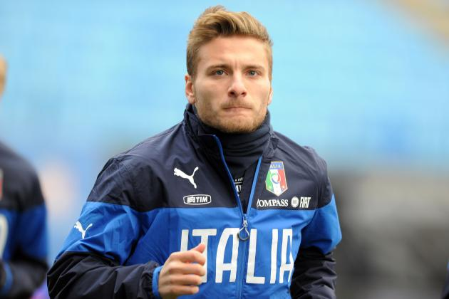 Why Ciro Immobile Should Start for Italy at the World Cup