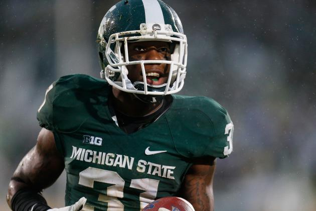 Breaking Down the New York Jets' First-Round Options at Cornerback