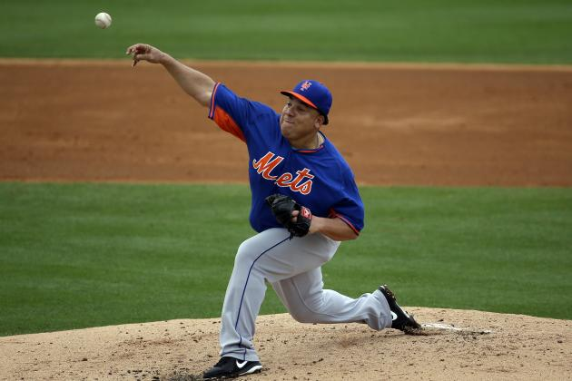 Mets' Bartolo Colon Approaches 2,000 Career Strikeouts