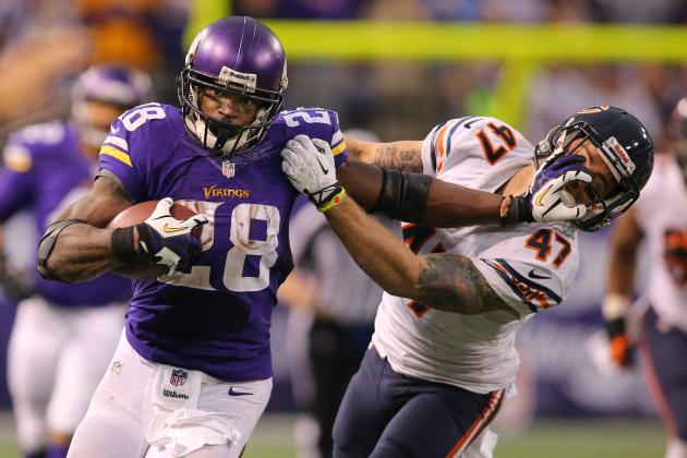 2014 Minnesota Vikings Schedule: Full Listing of Dates, Times and TV Info
