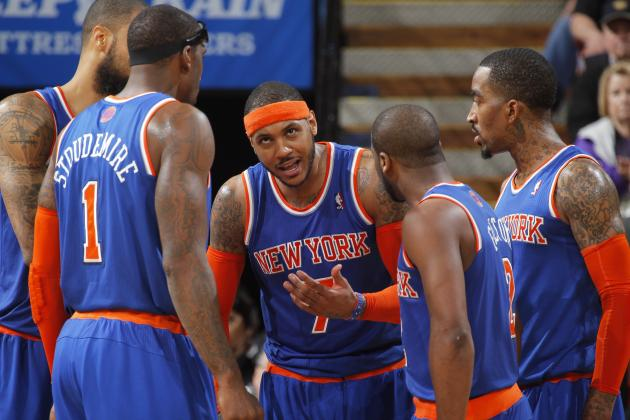 Biggest Issues Facing NY Knicks Heading into 2014 Offseason