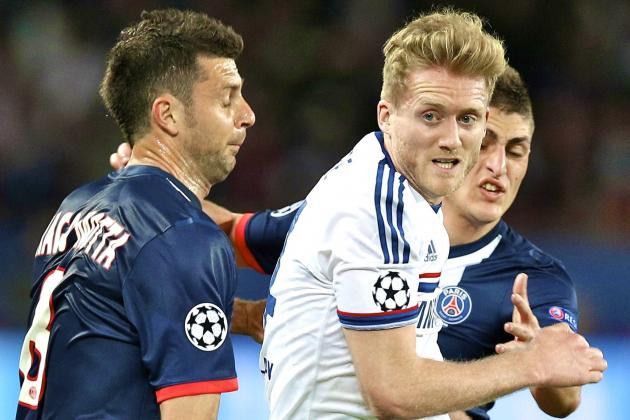Andre Schurrle Ploy Failed for Chelsea, but What Followed Was Worse