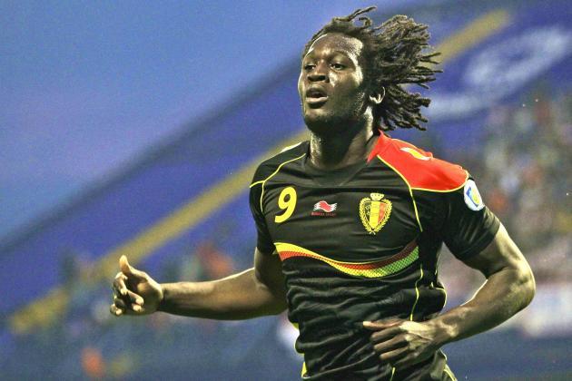 Can Romelu Lukaku Lead Belgium to World Cup Success with Benteke Injured?