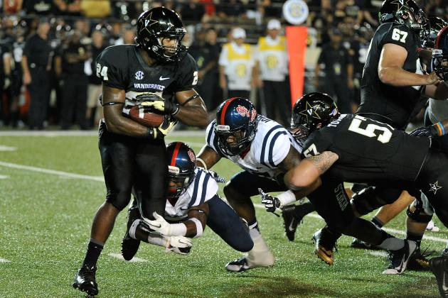 Vanderbilt Football: Playing Ole Miss at LP Field a Smart Move