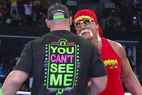 Hulk Hogan Should Get Involved in John Cena's Match with Bray Wyatt