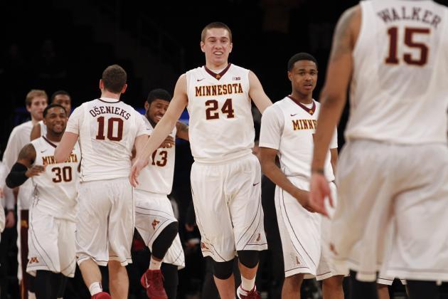 SMU vs. Minnesota: Gophers' NIT Title Proves Big Ten Is Nation's Best Conference