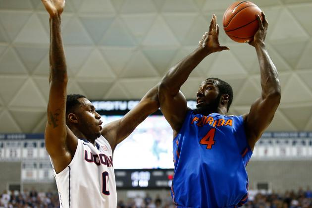 Florida vs. UConn: Updated Odds Advice and Stat Predictions for Top Players