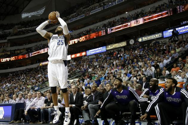 Dallas Mavericks Campaign for Vince Carter as NBA 6th Man of the Year