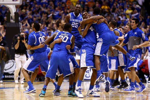 What's the 'Tweak' That Fueled Kentucky's Turnaround in 2014 NCAA Tournament?