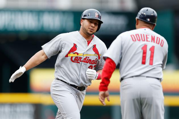 Cardinals Rally, Hold on to Take Opening Series vs. Reds