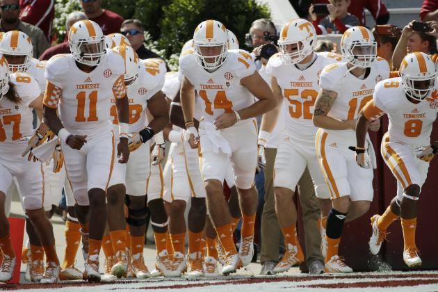 Tennessee Football: Week 3 Spring Practice Stock Report
