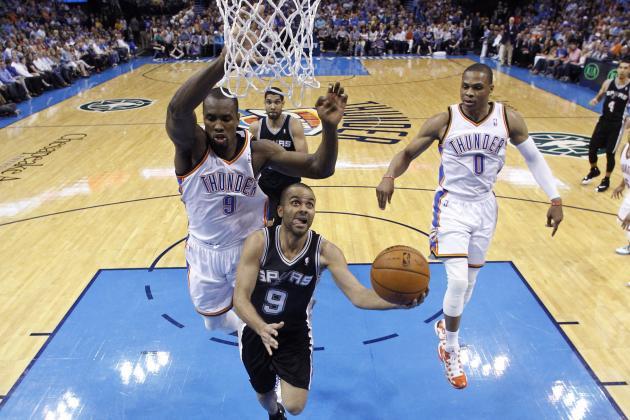 Tony Parker Passes 16,000 Career Points to Join Elite San Antonio Spurs Ranks