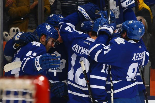 Leafs Must Be Great to Earn Playoff Spot