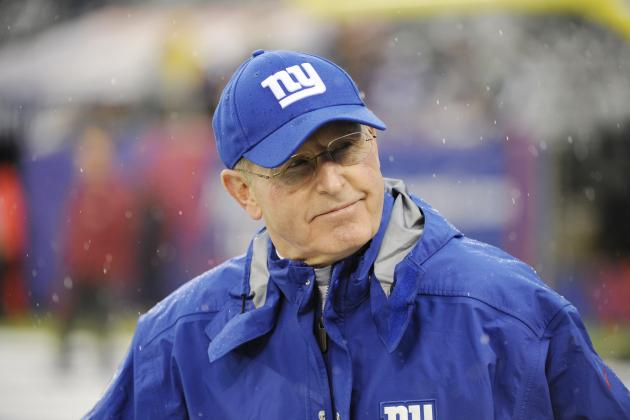 2014 New York Giants Schedule: Full Listing of Dates, Times and TV Info