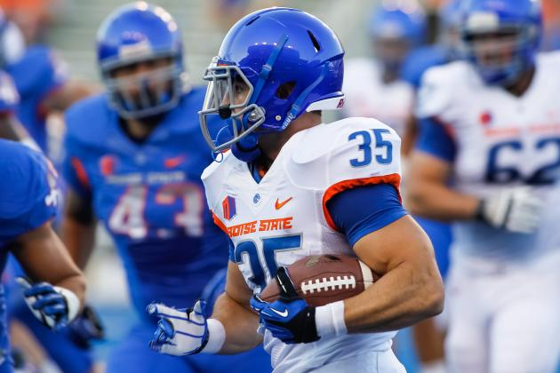 Boise State Football: Week 4 Spring Practice Stock Report