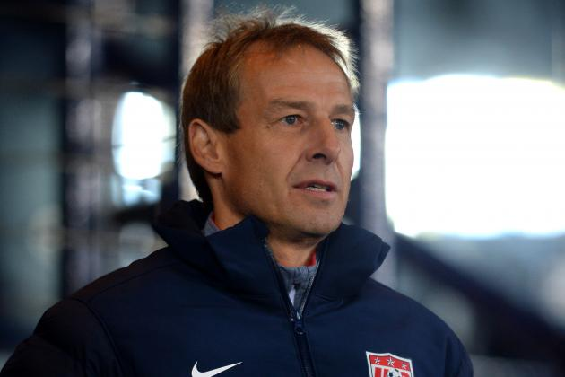 Mexico 2-2 USA: Changes Jurgen Klinsmann Must Make Before World Cup