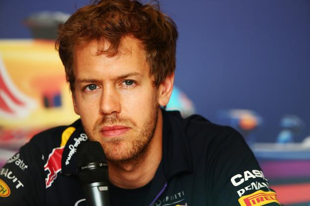 Sebastian Vettel Reportedly Rebuked by FIA President Jean Todt for 'S--t' Remark