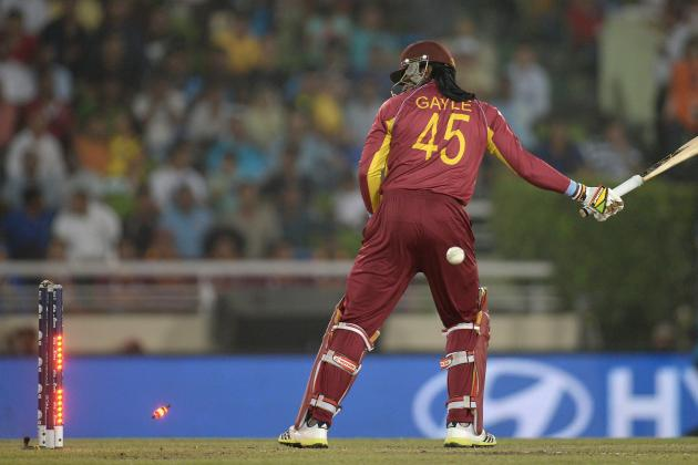 Assessing Chris Gayle's Uncharacteristic Tournament at the ICC World Twenty20