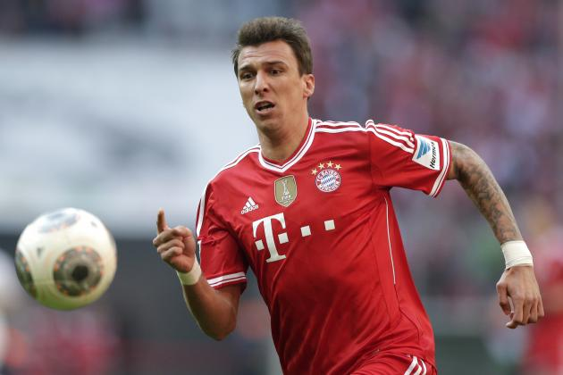 Arsenal Transfer News: Mario Mandzukic Sparks Fight Between Gunners and Chelsea