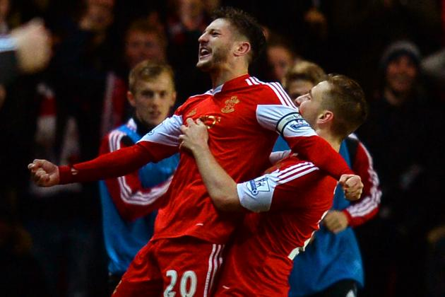 Manchester United Transfer News: Sensational Adam Lallana, Luke Shaw Raid Eyed