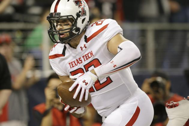 Why Texas Tech TE Jace Amaro Is a Perfect Draft Fit for the Green Bay Packers