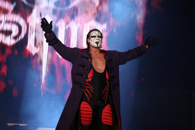 WWE Never Say Never: Will Sting Show Up on Post-WrestleMania Raw?