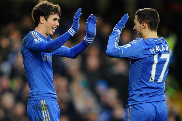Is Losing Oscar or Hazard the Right Price to Pay for New Chelsea Strike Force?