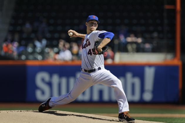 New York Mets: Why Zack Wheeler Already Looks Poised to Be the Ace in 2014