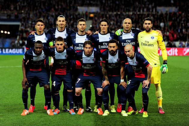 Predicting How Paris Saint-Germain Will Line Up Against Reims