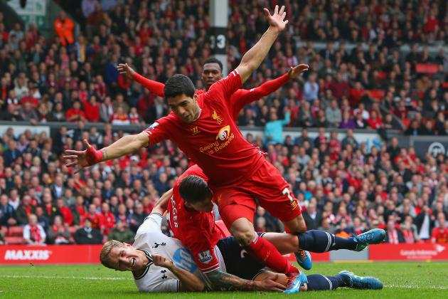 B/R Experts Predict Weekend's Big Matches: Liverpool & Man City Must Win?