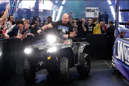 Stone Cold Steve Austin Confirms His WrestleMania XXX Appearance