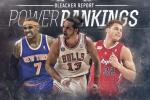 Updated NBA Power Rankings