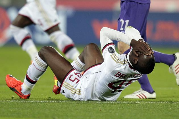 AC Milan Analysis: Examining What Has Gone Wrong for Mario Balotelli