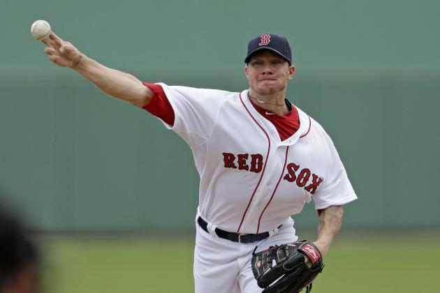 What Can the Red Sox Expect from a Full Season of Jake Peavy?