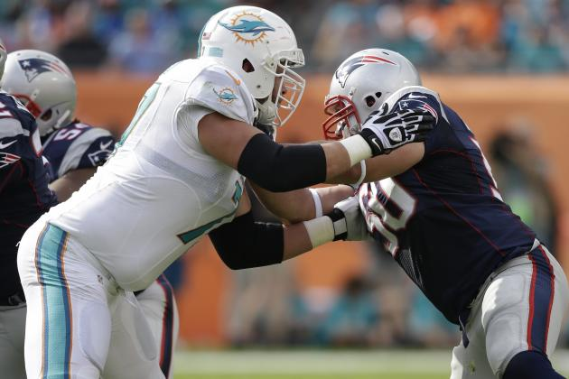 Dolphins Still Searching for Right Tackle, a Position Growing in Importance