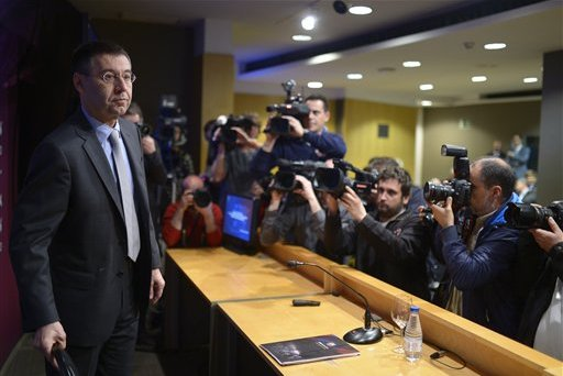 Is Josep Bartomeu Right to Describe Barcelona Transfer Ban 'Unjust'?