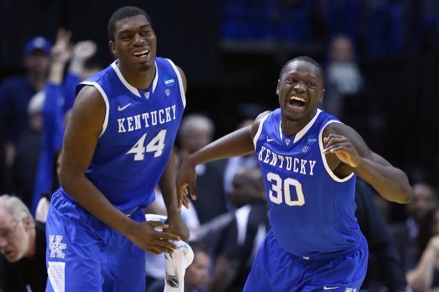 Wisconsin vs. Kentucky: Vital Game Info, Predictions for 2014 Final Four Matchup