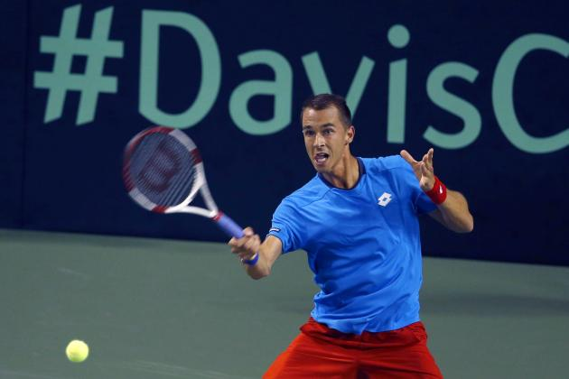 Davis Cup 2014: World Group Quarterfinal Results, Schedule and More