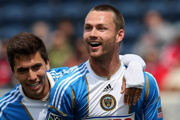 Union Trade Jack McInerney to Montreal Impact