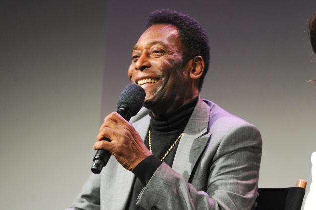 Pele Exclusive: On Messi, Ronaldo, Playing for Barca and Brazil World Cup Glory