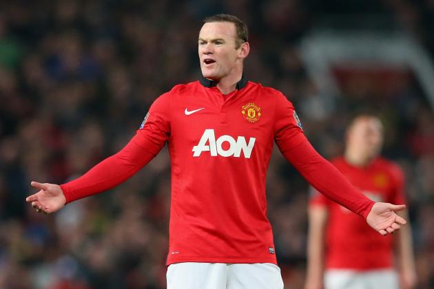 Wayne Rooney Injury: Updates on Manchester United Star's Toe and Return