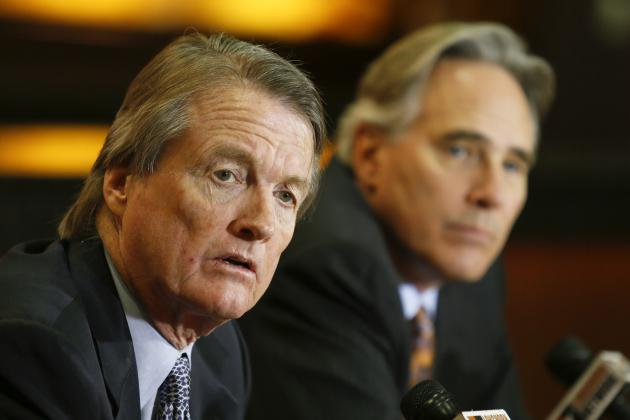 Texas' Search Firm Bill Shows How Misplaced Money Is in College Football