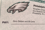 Evan Mathis' Signing Bonus Isn't Great