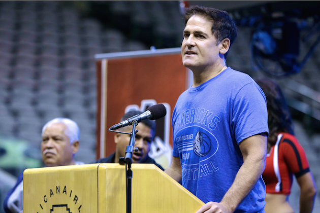 Mark Cuban Plans to Fund Study on Benefits of HGH for Injury Recovery