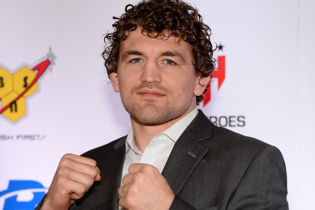 Ben Askren Could've Been UFC Champ in 2014...Which Is Why He Was Rejected
