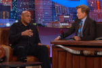 Barkley Calls MJ and Tiger 'Cheap' on Conan Show