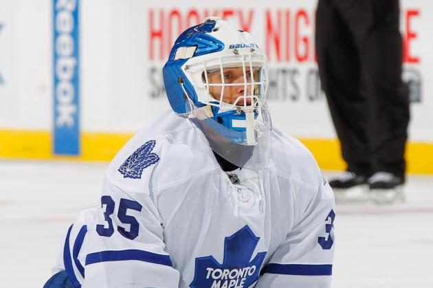 With Bernier Injured, Leafs Recalling MacIntyre, According to Agent