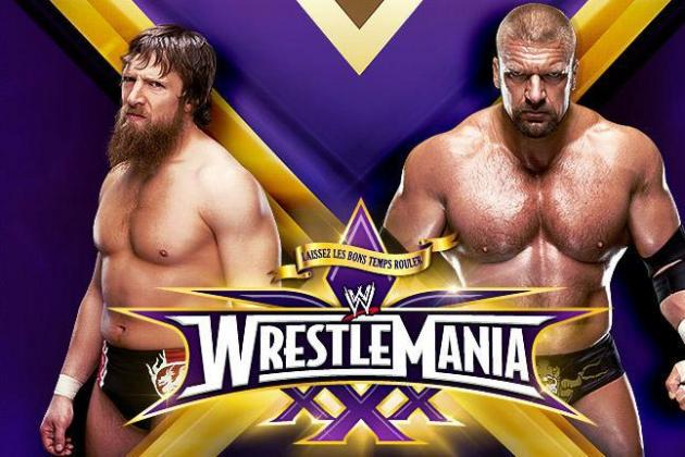 Daniel Bryan vs. Triple H Results: Winner and Post-Match Reaction