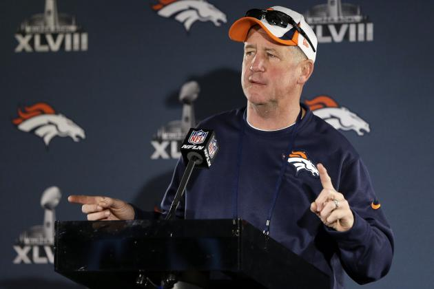 Broncos' Dates Set for OTAs, Minicamp