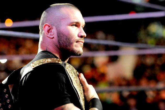Randy Orton Losing WWE World Heavyweight Championship Would Benefit Him